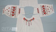 how to sew a ukrainian women's folk shirt - ukrainian folk embroidery
