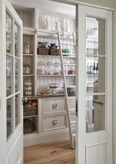 Awesome Dream Kitchen Design And Decor Ideas clairinedecor., Awesome Dream Kitchen Design And Decor Ideas clairinedecor. Kitchen Pantry Design, Country Kitchen Designs, French Country Kitchens, Country Farmhouse Decor, Modern Farmhouse Kitchens, French Country Decorating, Home Kitchens, Kitchen Decor, Kitchen Ideas