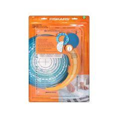 Fiskars Rotary Fabric Circle Cutter Tool
