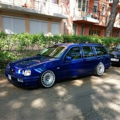 Ford Rs, Car Ford, Ford Fiesta Modified, Volvo V50, Ford Motorsport, Ford Sierra, Ford Capri, Ford Classic Cars, Old Fords