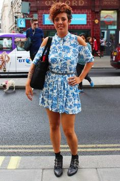 London Street Style August 2012