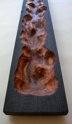 Modern Wood Sculptures and Wall Art by Lutz Hornischer - SPIRIT series — Lutz . Modern Wood Sculptures and Wall Art by Lutz Hornischer - SPIRIT series — Lutz Art Design