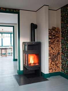 Best Wood Stove by Lucille G
