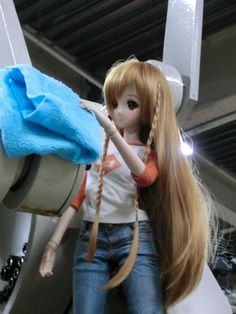 Mirai Suenaga Smart Doll by curelovely1