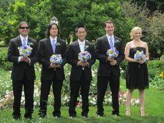 bouquets? lol