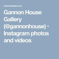 Gannon House Gallery (@gannonhouse) • Instagram photos and videos