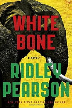 White Bone (A Risk Agent Novel) by Ridley Pearson