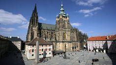 Castillo de Praga, el mayor monumento histórico de la capital checa