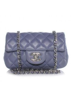 LAMBSKIN QUILTED EXTRA MINI FLAP LAVENDER- Same Day Delivery - 90% Off