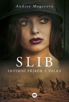 TYPEWRITER: Knižní recenze: SLIB  Takže tímto zveřejňuji svou první knižní recenzi. Kniha pojednávající o druhé světové válce trochu jinak. Příběh dvojice, která se sezdala, aniž by se někdy viděla. Právě tím začíná román SLIB od AUDREY MAGEE.  http://petrakutova.blogspot.cz/2015/06/knizni-recenze-slib.html
