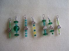 March tree - trinity knot stick charms
