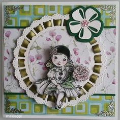 Marianne Design Craftables Ribbon Doily with Rosette Die