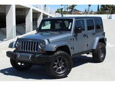 2013 Jeep Wrangler Unlimited Sport Oscar Mike Edition - Photo 31 - Costa Mesa, CA 92627