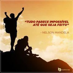 Siga sempre seus #sonhos!
