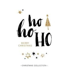 Illustration of Merry Christmas greeting card with calligraphy. vector art, clipart and stock vectors. Merry Christmas Images Free, Merry Christmas Wallpaper, Merry Christmas Quotes, Merry Christmas Greetings, Holiday Greeting Cards, Very Merry Christmas, Christmas Eve, Christmas Ideas, Short Christmas Wishes