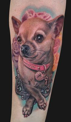 The 14 Coolest Chihuahua Tattoo Designs In The World