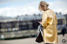 go for gold. Paris.