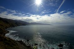 """Still from """"Big Sur""""...download the free Moving Art™ app to see the full film."""