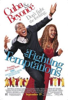 The Fighting Temptations (2003) - awesome soundtrack to a great movie.