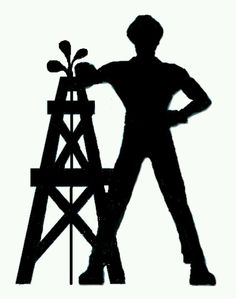 Oilfield Silhouettes Vector EPS Free Download, Logo, Icons ...