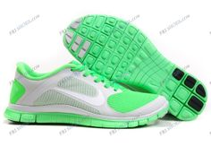 Nike Free 4.0 V3 Grey Green Mens running shoes new nike shoes Regular Price: $196.00 Special Price $83.69 Free Shipping with DHL or EMS(about 5-9 days to be your door).  Buy Shoes Get Socks Free.