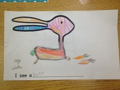 Duck/Rabbit opinion writing to go along with Duck! by Amy Krouse Rosenthal. Opinion Writing, Persuasive Writing, Teaching Aids, Teaching Writing, Christmas Writing, Spring Animals, Kindergarten Learning, Author Studies, Spring Theme