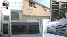Fracc. Ancestra 2° Sector, San Nicolás de los Garza, N. L., Portón Ascendente y protectores para ventanas