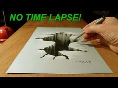 Drawing half sphere on Line paper. Trick art on lined paper for kids and adults. How to draw Half Sphere. Amazing anamorphic Illusion with pencils. Easy Pencil Drawings, Pencil Drawing Tutorials, 3d Drawings, Amazing Drawings, Pencil Art, Art Tutorials, 3d Drawing Images, Easy 3d Drawing, Painting & Drawing