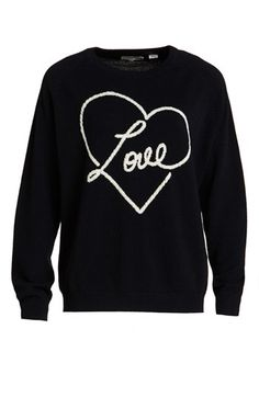 Chinti and Parker Cashmere 'Love' Sweater http://rstyle.me/n/db22dr9te