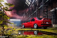 Mercedes Benz 190e, Mercedes 190, Top Cars, Cars And Motorcycles, Hot Rods, Evolution, Wheels, Friends, Scenery