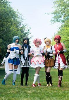Puella Magi Madoka Magica cosplay by Kawaielli.deviantart.com on @deviantART