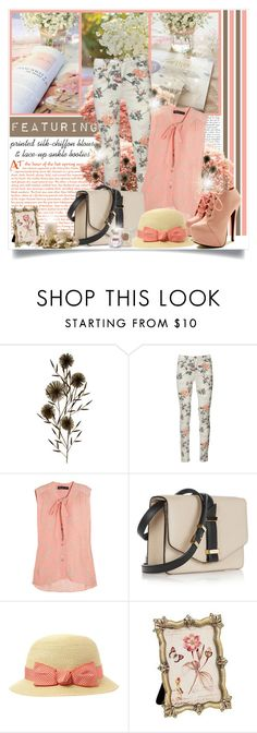 """Cheerful :)"" by mrstom ❤ liked on Polyvore featuring WALL, Modström, Elizabeth and James, Victoria Beckham, Dickins & Jones and Tocca"