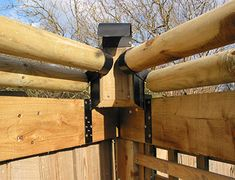 Katzecure manufactures the brackets, axles and sleeves required to fix wooden poles onto new or existing fencing. The machine rounded poles we source from Clifford Jones Timber.  Making your fence cat proof The system is suitable for most types of fencing, including chainlink. It can be attached to concrete or wooden posts. Different spacing between fence posts does not matter as we recommend the poles are spaced 6ft apart for optimum performance. The system is attached to gravel board…