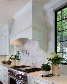 Kitchen Hood Design, Kitchen Vent Hood, Kitchen Fan, Kitchen Ideas, Kitchen Pantry, Kitchen Designs, Kitchen Counters, Kitchen Islands, Kitchen Layout