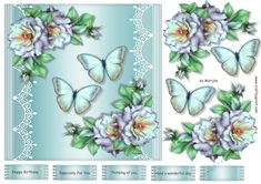 Beautiful card for any occasion.