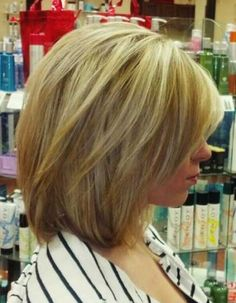 15 New Layered Long Bob Hairstyles