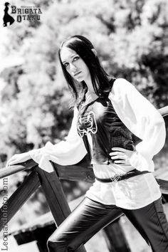 Asha Greyjoy by LadyLessienFelagund.deviantart.com on @deviantART