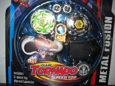 Tornado Beyblade