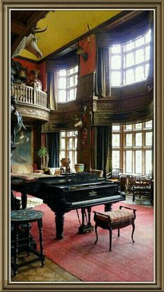 Great Piano room