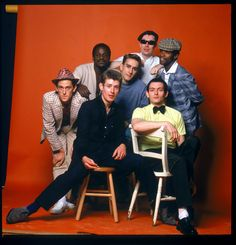 THE SPECIALS part of the second wave of British Ska movement. #punkrock #punkbands http://www.pinterest.com/TheHitman14/musician-punkmetal-%2B/
