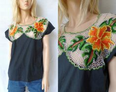 bali bird blouse - Google Search