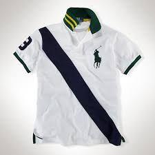 Cheap Polo Ralph Lauren White Short Shirts One Dark Green Collarpony Navy  No.three One Oblique Line d75aed2d4ec