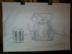 Mi primer dibujo después de taitantos años...