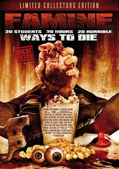 Famine - 20 ways to die , limited collector's edition
