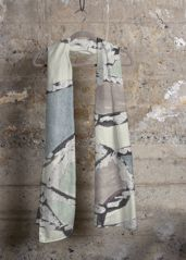 Concrete Cashmere Scarf.: What a beautiful product!