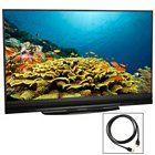 "430-129 - Mitsubishi 73"" 1080p 120Hz 3D DLP HDTV w/ HDMI Cable & 2-Year Warranty  #shopnbcFavorites"
