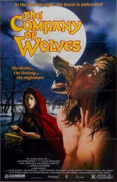 El señor de los bloguiños: En compañía de lobos (1984) de Neil Jordan