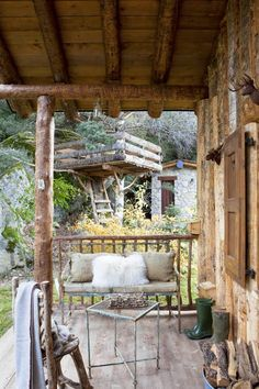 Rustic Style Style And Green On Pinterest