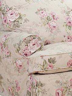 Rose Cottage sofa