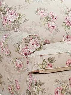 Shabby Chic Comfy Medium Sofa - House of Fraser